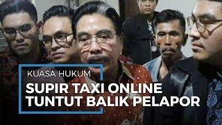 Dianggap Berbohong, Kuasa Hukum Sopir Taksi Online Diduga Salah Tangkap Bakal Tuntut Balik Pelapor
