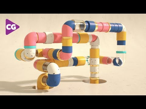 C4D Pipes