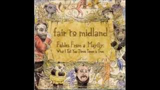 Fair to Midland - A Wolf Descends Upon the Spanish Sahara (Lyrics in description)