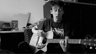 Arctic Monkeys - I Bet You Look Good on the Dancefloor [Acoustic Cover]