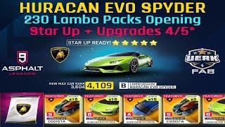 Asphalt 9 | Opening 160 Packs Summertime Speedrush | McLaren