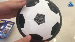 Домашний воздушный футбол, аэрофутбол, аэромяч от компании ПКФ «Электромотор» - видео