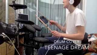 Teenage Dream | Drum Cover | 5 Seconds of Summer