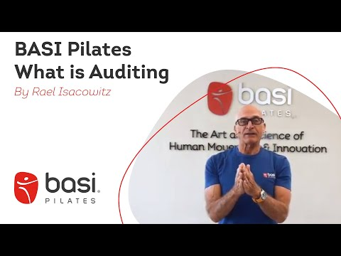 BASI Pilates - What is Auditing - YouTube