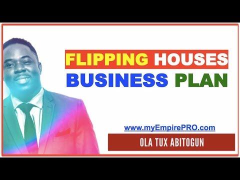 House Flipping Business Plan [A $10K - $20K Per Deal Plan]