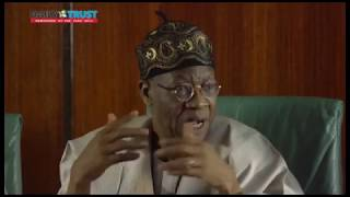 Benue killings receiving attention at the highest level- Lai Mohammed
