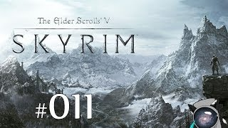 Skyrim #011 - Дорога к Желчной шахте