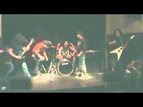 Black Empathy-Trail The Whip/So What/Prophecy (METAL NIGHT @ THE BLVD)