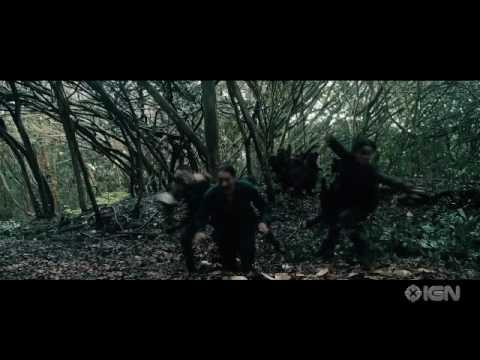 Predators International Red Band Trailer