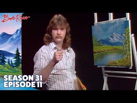 Bob Ross - Lake at the Ridge (Season 31 Episode 11)