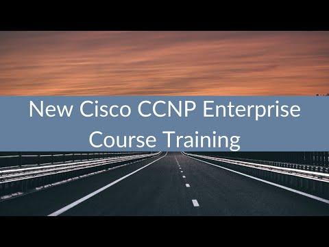 New Cisco CCNP Enterprise Course Training - YouTube