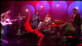 "TV On The Radio - ""Will Do"" 4/14 Letterman (TheAudioPerv.com)"
