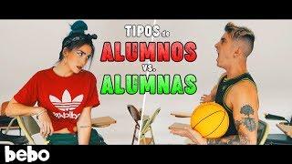 TIPOS DE ALUMNOS vs. TIPOS DE ALUMNAS - PARODIA (Videoclip)