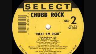 Chubb Rock - Treat You Right (Hip Hop Remix)