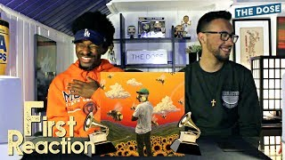 Tyler The Creator - Flower Boy First Reaction // Better Producer Than Kanye?!