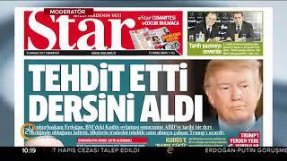 Star Gazetesi'nin bugünkü manşeti 23.12.2017