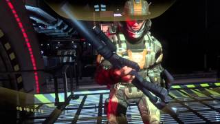 Halo 3: ODST Drop Pod Intro [1080p 60FPS] - The Master Chief Collection