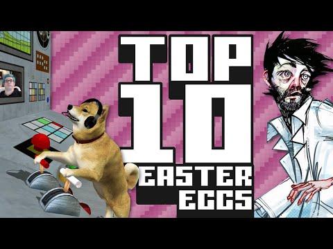 Top 10 Easter Eggs en Videojuegos