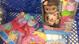 My Trip To Toys-R-Us 😊 Shopping For Baby Alive Dolls And Accessories.