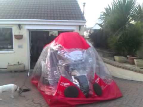 Outdoor Bikebubble (Long)