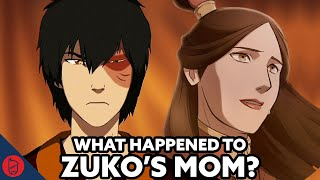 What Happened To Zuko's Mom [Avatar The Last Airbender Explained]