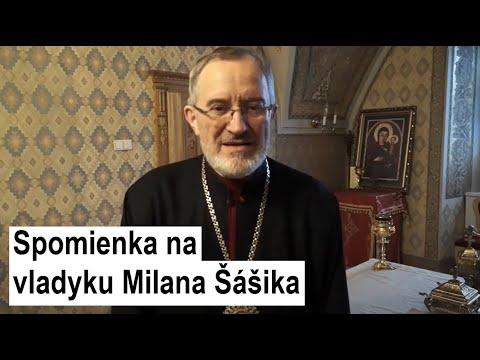 VLADYKA MILAN ŠÁŠIK: Posledné spoločné sviatky Bohozjavenia na Ukrajine