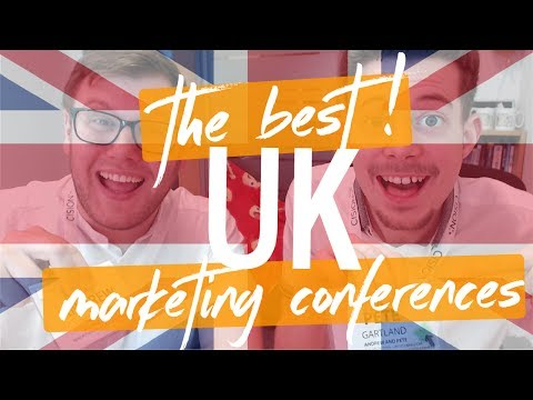 Top UK Marketing Conferences To Attend