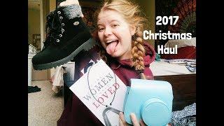 What I Got For Christmas 2017 | Alyssa Michelle - Video Youtube
