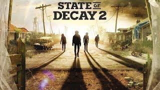 ЗОМБИ С УТРА? ЧТО?!!! (БЕЗ МАТА) State of Decay 2.