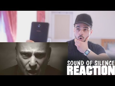 First Time Listening Disturbed The Sound Of Silence Official Music Video Reaction