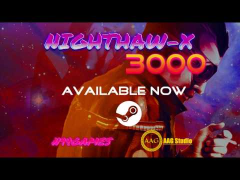 NIGHTHAW-X3000 - Launch Trailer thumbnail