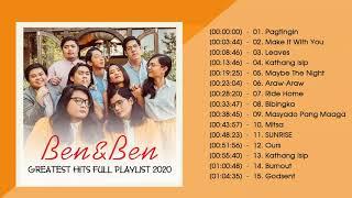 Ben and Ben Nonstop Love Songs - Ben and Ben Greatest Hits Full Playlist 2020