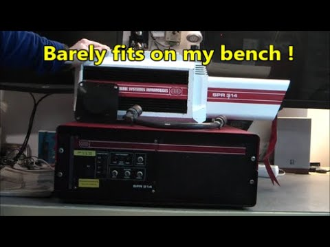 HGH SPR 314 Infrared spectroradiometer teardown part 1