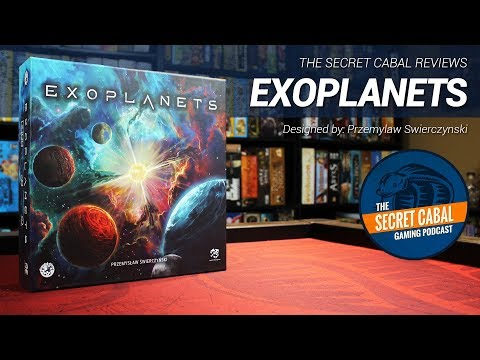 Exoplanets Overview and Review by The Secret Cabal