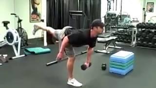 Упражнения для лечения тендинопатии ягодичных мышц