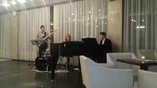 preview picture of video 'Jazz Piano Trio - Kúpele Turčianske Teplice'
