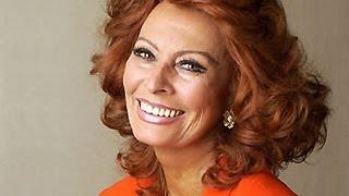 Как выглядит итальянская легендарная актриса София Лорен (Sophia Loren) в свой 81 год (2015)