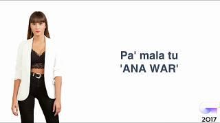 Ana Guerra Y Aitana - Lo Malo
