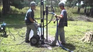 Perfuratriz Hidráulica Para Poços Semi-artesianos - NILBRASIL