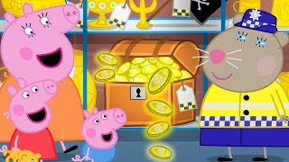 Peppa Pig Official Channel | Peppa Pig' Visit to the Police Station