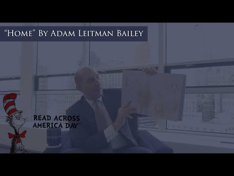 "Adam Leitman Bailey Reads ""Home"" Virtually to a Bergen County, New Jersey Elementary School testimonial video thumbnail"