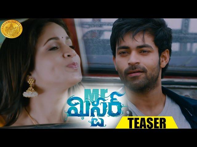 Varun Tej Mister Teaser 2017   Lavanya Tripathi   Hebah Patel