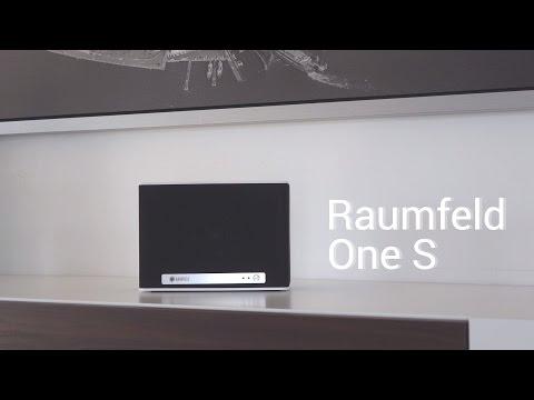 Test: Raumfeld One S - die besseren Sonos Play:1!   deutsch 📹 techloupe