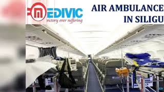 Avail Emergency Prime Relocation Air Ambulance in Bhopal by Medivic