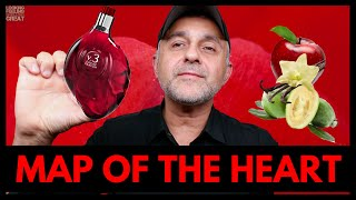 Map Of The Heart Red Heart V.3 Fragrance Review | USA, CAN, EU, AUS Bottle GVWY