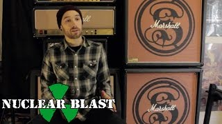 SYLOSIS   'Dormant Heart' Track By Track, Part 1   Ft Josh Middleton (OFFICIAL INTERVIEW)