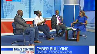 Law spells tough penalties on cyber bullying