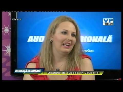 Emisiunea Audiență regională – Mirela Dulgheru, Carmen Băjenaru și Andrada Bălan – 4 martie 2015