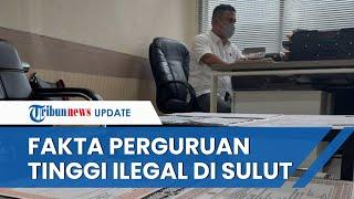 Fakta Baru Perguruan Tinggi Ilegal di Sulut: Terbitkan 20 Ijazah & Banderol Gelar Doktor Rp30 Juta