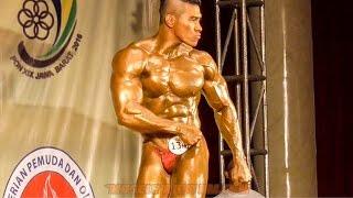 Pra-PON Bodybuilding 2015 - Posing Video 4 (no Sound)